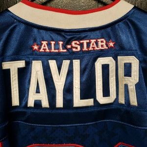 best authentic b3d78 a60f8 SEAN TAYLOR all star 2008 pro bowl jersey